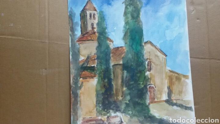 Arte: La iglesia del pueblo original - Foto 2 - 155544166