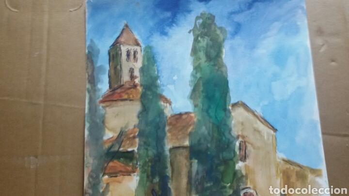 Arte: La iglesia del pueblo original - Foto 4 - 155544166