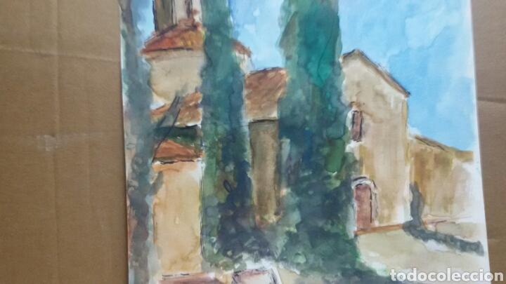 Arte: La iglesia del pueblo original - Foto 5 - 155544166