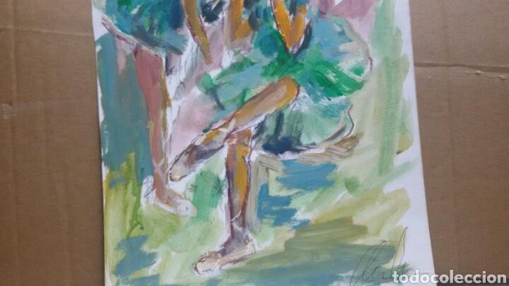 Arte: A Las Bailarinas /Taurino original - Foto 4 - 155544170
