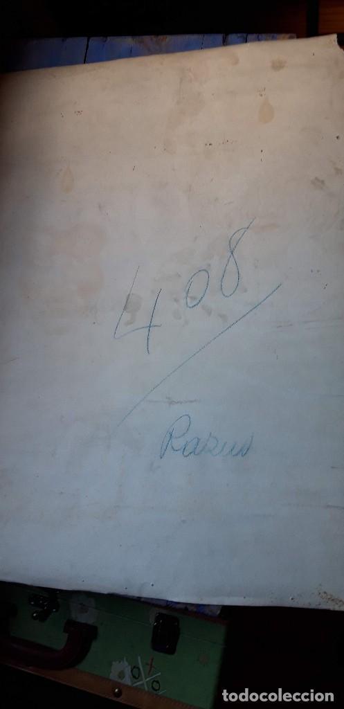 Arte: Pintura original, para la portada de Blanco y Negro, hacia 1920, Quizás de Eulogio Varela. - Foto 5 - 155815454