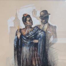 Arte: JUAN JOSE PARRILLA 1948. Lote 155915145