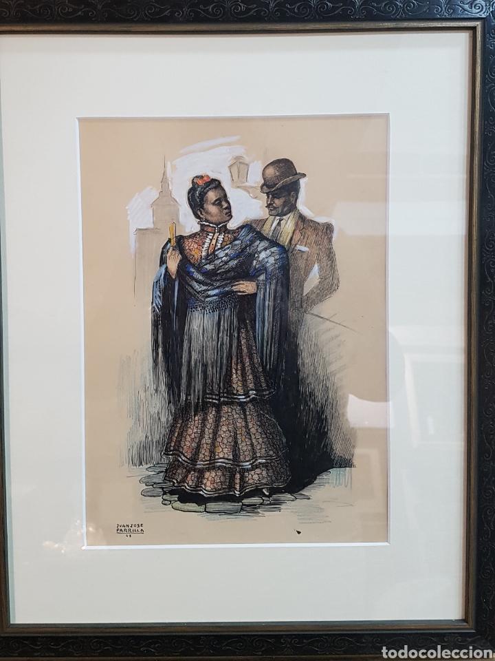 Arte: Juan jose Parrilla 1948 - Foto 2 - 155915145
