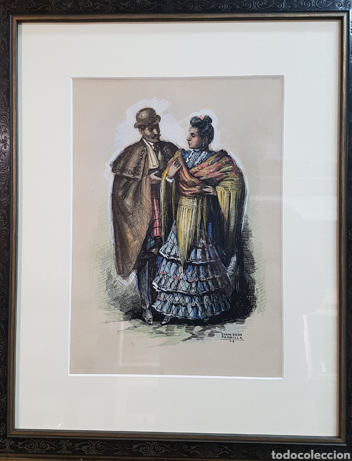 Arte: Juan jose Parrilla 1948 - Foto 2 - 155915429