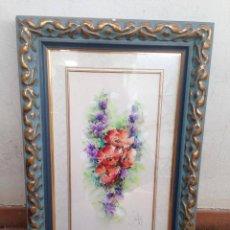Arte: CUADRO PINTADO A MANO PINTOR JULZ AÑOS 95, PROCEDE DE GALERIA DE ARTE ORIGINAL. Lote 156961958