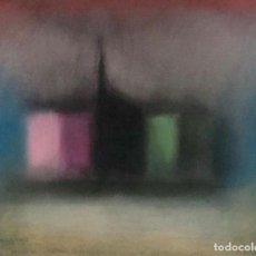 Arte: NAVARRO VIVES, JOSEP - PASTEL SOBRE PAPEL -. Lote 157435290