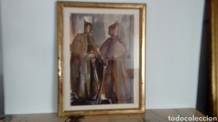 PINTURA (Arte - Acuarelas - Contemporáneas siglo XX)