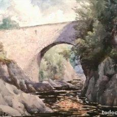 Arte: BONAVENTURA PUIG PERUCHO (BARCELONA, 1886 - 1977). Lote 161164026