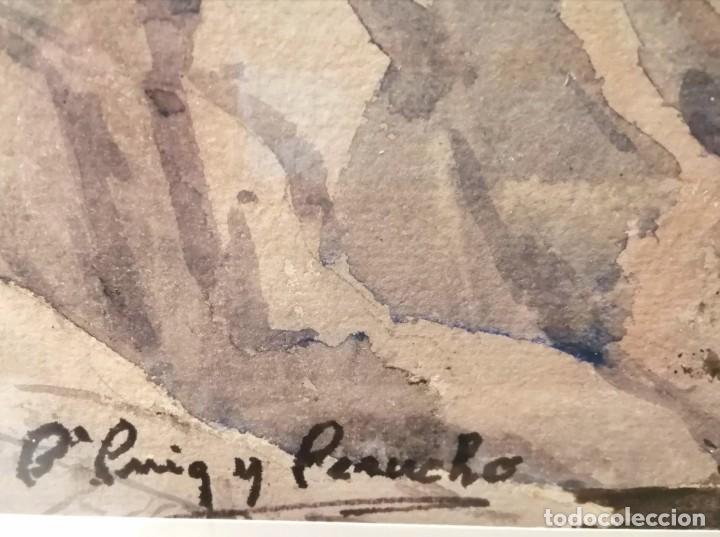 Arte: BONAVENTURA PUIG PERUCHO (BARCELONA, 1886 - 1977) - Foto 3 - 161164026
