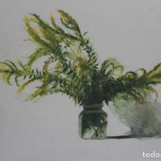 Arte: ACUARELA SOBRE PAPEL. FIRMADA HANDELL. S.XX.. Lote 162040474