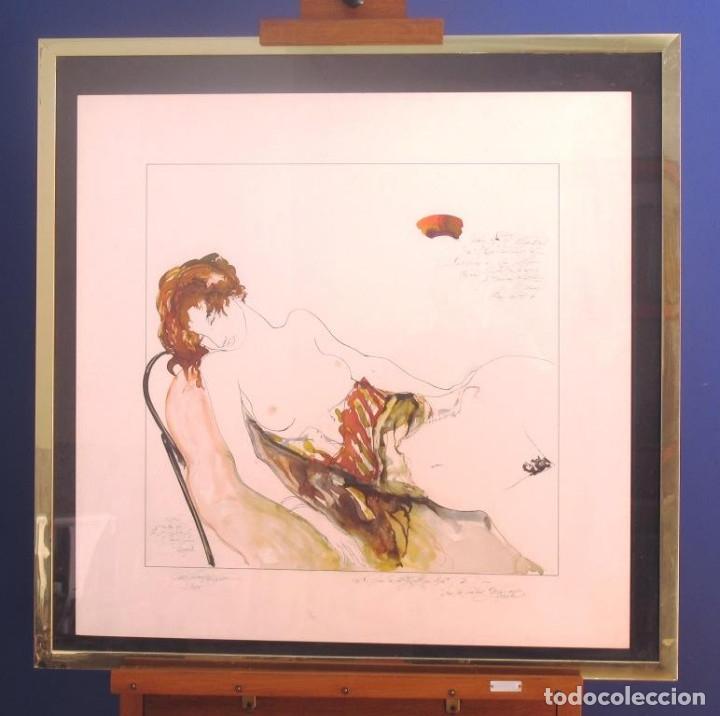 Arte: Desnudo - 84x84 cm- - Foto 4 - 162294806