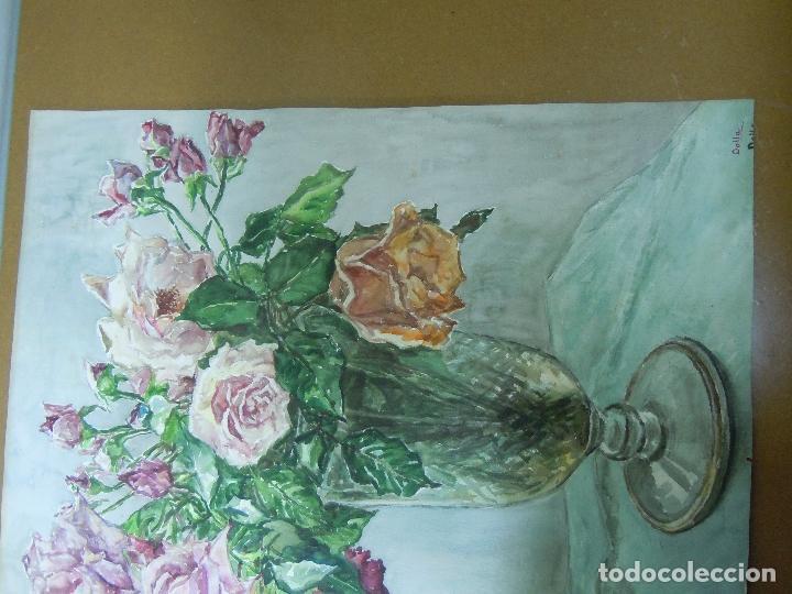 Arte: ACUARELA DE DOLLA (PINTORA ARAGONESA) - Foto 13 - 26378557
