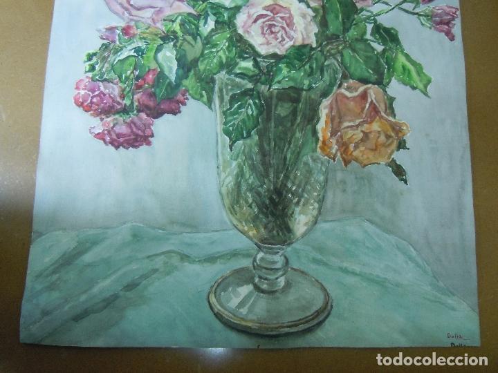Arte: ACUARELA DE DOLLA (PINTORA ARAGONESA) - Foto 15 - 26378557