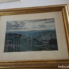 Arte: OBRA DE CARLOS LAHARRAGUE. Lote 163693658