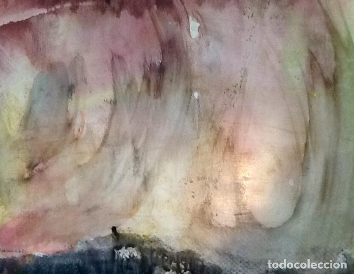 Arte: ARTE ABSTRACTO. FIRMADO GONZALO 67 . ENVIO CERTIFICADO INCLUIDO. - Foto 2 - 163714186