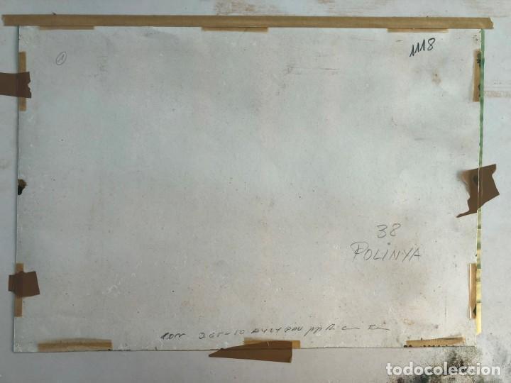 Arte: Guillem Fresquet Acuarela de Polinyà - Foto 6 - 163959046