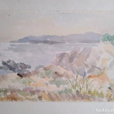 Arte: ERNST SUMMERER. VALLDEMOSA, MALLORCA. Lote 165815358