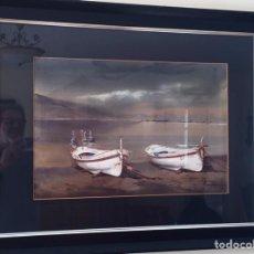 Arte: CUADROS MANUEL BORDALLO. Lote 165902480