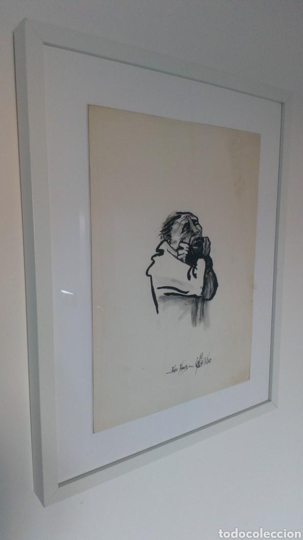 Arte: Kathe kollwitz Reproducción pintado de artista desconocido - Foto 3 - 167736769