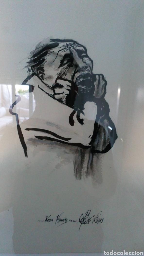 Arte: Kathe kollwitz Reproducción pintado de artista desconocido - Foto 5 - 167736769