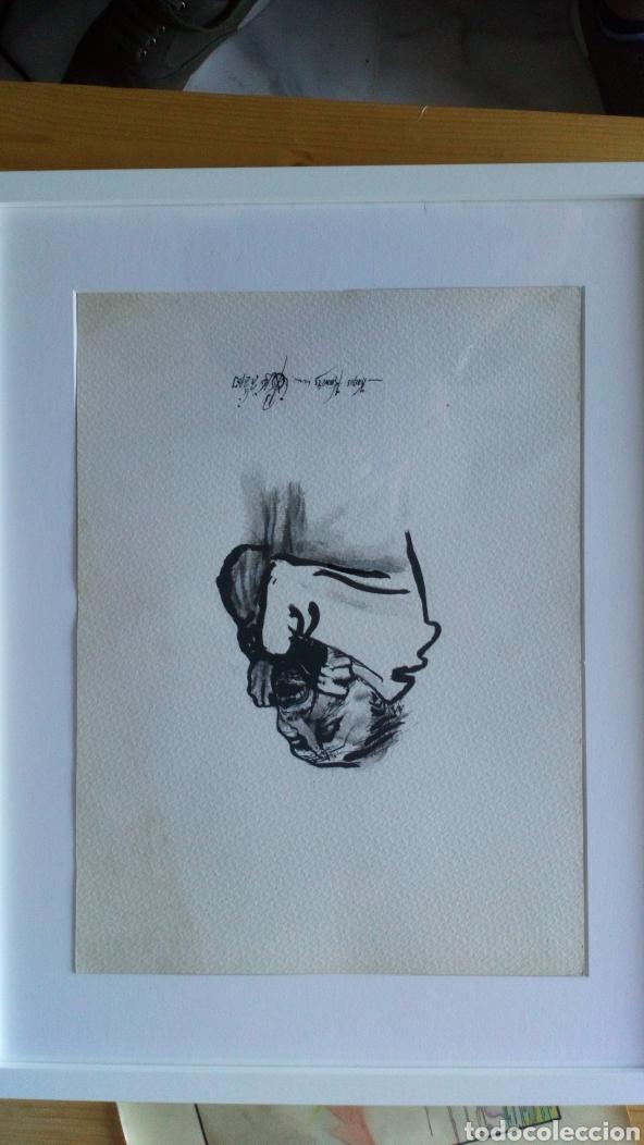 Arte: Kathe kollwitz Reproducción pintado de artista desconocido - Foto 6 - 167736769