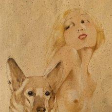 Arte: ACUARELA SIGLO XX. Lote 167816517