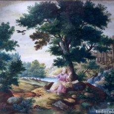 Arte: FRANÇOIS MARIUS GRANET. Lote 168002418