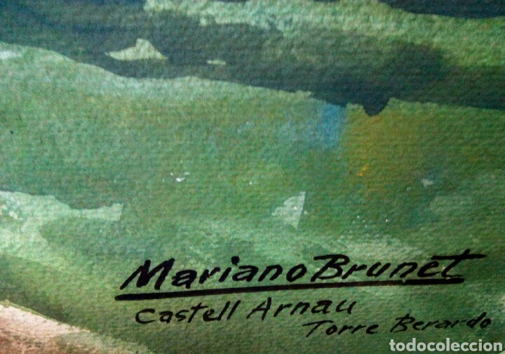 Arte: Mariano Brunet ( Castell Arnau, Torre Bernardo) - Foto 3 - 168009796