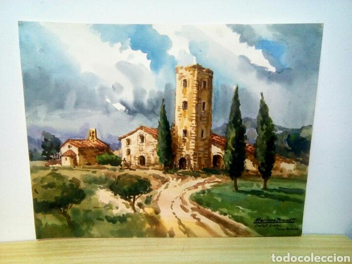 Arte: Mariano Brunet ( Castell Arnau, Torre Bernardo) - Foto 2 - 168009796