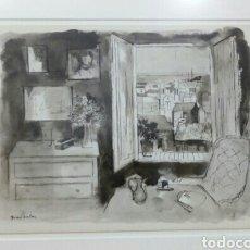 Arte: GRAU SALA.ACUARELA. Lote 169683632