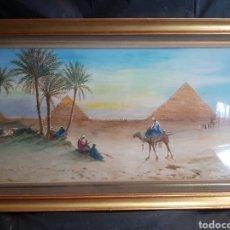 Arte: EL CAIRO POR ROBERT MURDOCH WRIGHT (1858-1926). Lote 169700657