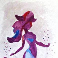 Arte: SIRENITA OBRA DE GILABERTE . Lote 171675564