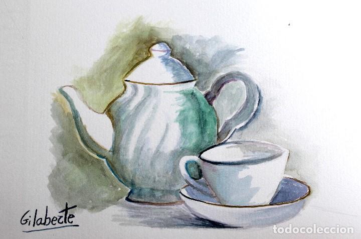 Arte: Tetera obra de Gilaberte - Foto 2 - 171676583