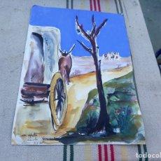 Arte: ACUARELA. Lote 173075868