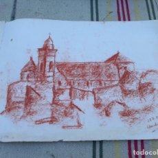 Arte: BOCETO. Lote 173075977