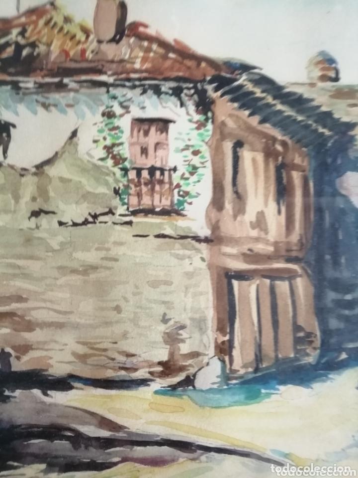 Arte: E. Tojal. Acuarela de 1964. - Foto 4 - 173230088