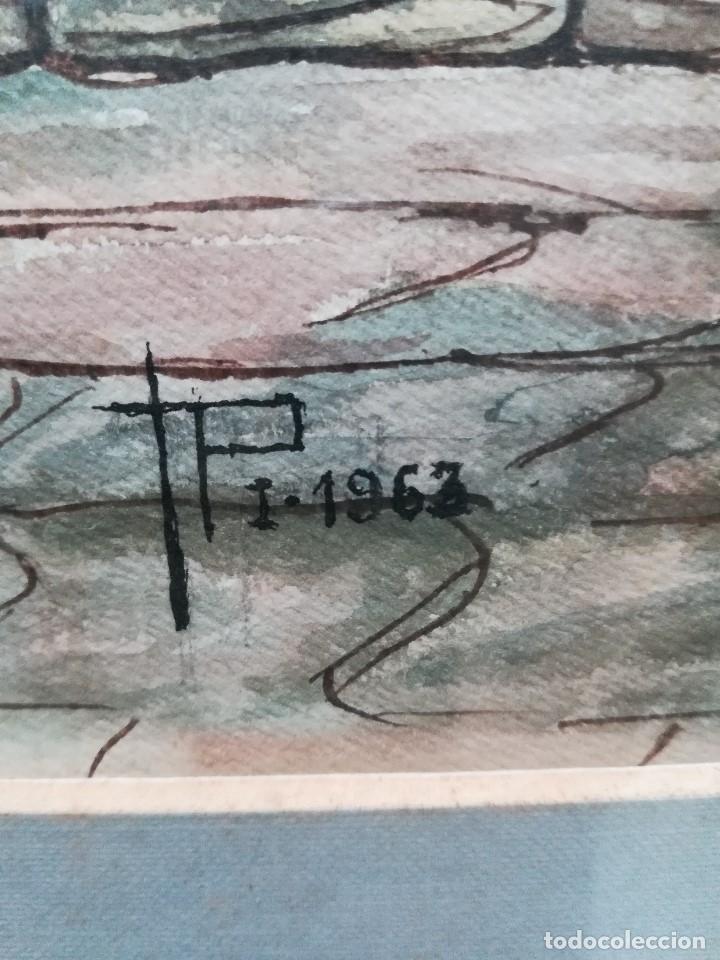 Arte: Calles de Sevilla, esta firmada , - Foto 4 - 173384680