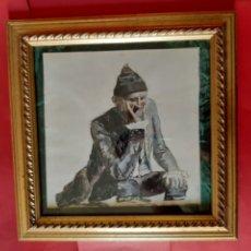 Arte: ACADEMIA, ACUARELA. ALBERTO MACIAS PICAVEA, VALLADOLID (1865-1947). FIRMADA AL DORSO.. Lote 173588833