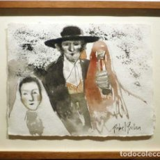 Arte: CAMPESINOS, RAFAEL GRIERA. Lote 173735353