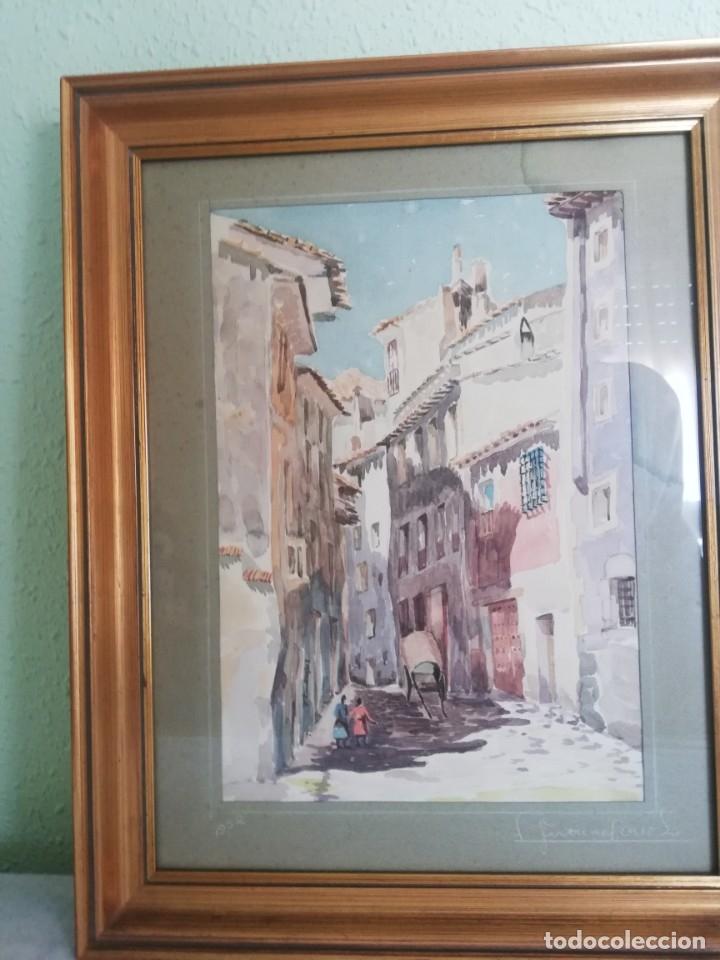 Arte: Acuarela de 1952 - Foto 6 - 130214344