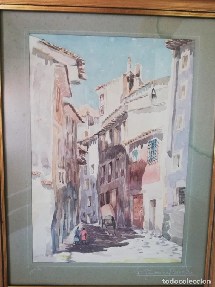 Arte: Acuarela de 1952 - Foto 7 - 130214344