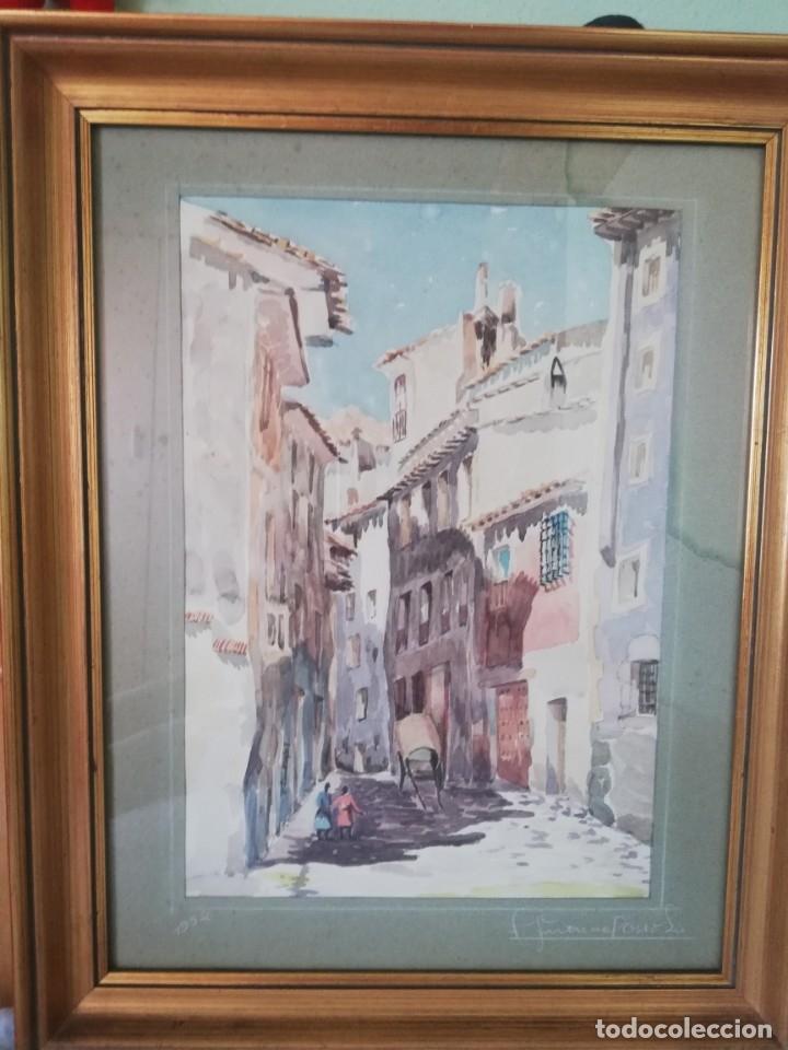 Arte: Acuarela de 1952 - Foto 8 - 130214344