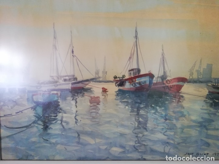 Arte: Acuarela de 1971 - Foto 8 - 130214659