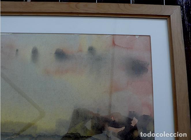 Arte: PUENTE ORTEGA, ACUARELA S/PAPEL FIRMADA - Foto 3 - 175602562