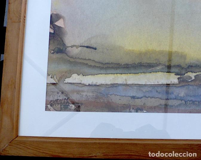 Arte: PUENTE ORTEGA, ACUARELA S/PAPEL FIRMADA - Foto 4 - 175602562