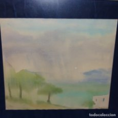 Arte: ACUARELA ANONIMA.COLORES SUAVES.BUEN TRAZO.. Lote 176452098