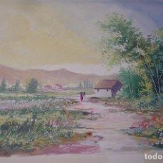 Arte: ACUARELA FIRMADO SOTO. Lote 176996513