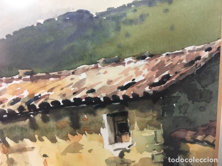 Arte: Acuarela firmada por Joan Vila Arimany - Foto 5 - 177800623