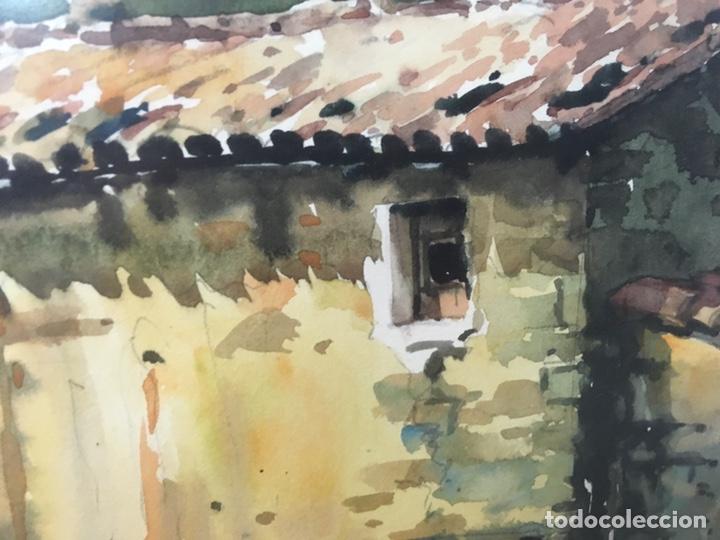 Arte: Acuarela firmada por Joan Vila Arimany - Foto 12 - 177800623