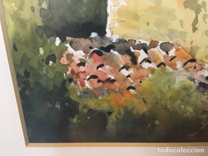 Arte: Acuarela firmada por Joan Vila Arimany - Foto 17 - 177800623
